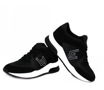 Sneakersy LIU JO B19007TX03122222 BLACK