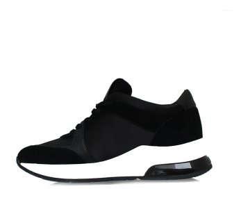 Sneakersy LIU JO B19007TX03122222 BLACK