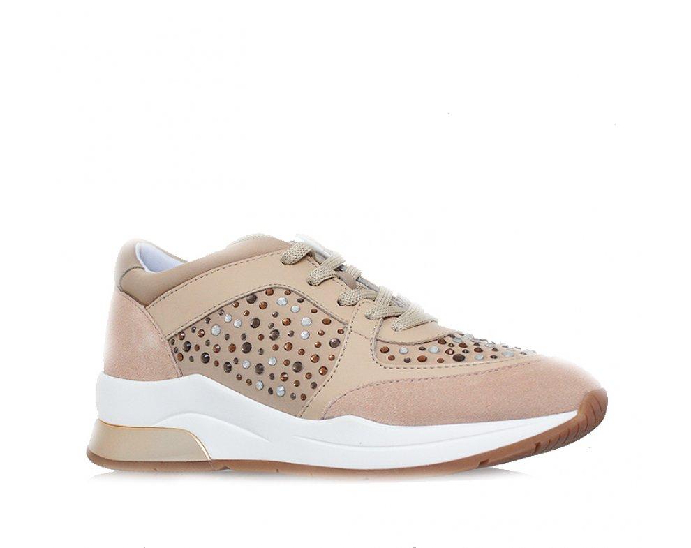 Sneakersy LIU JO B19007TX00301127 SAND