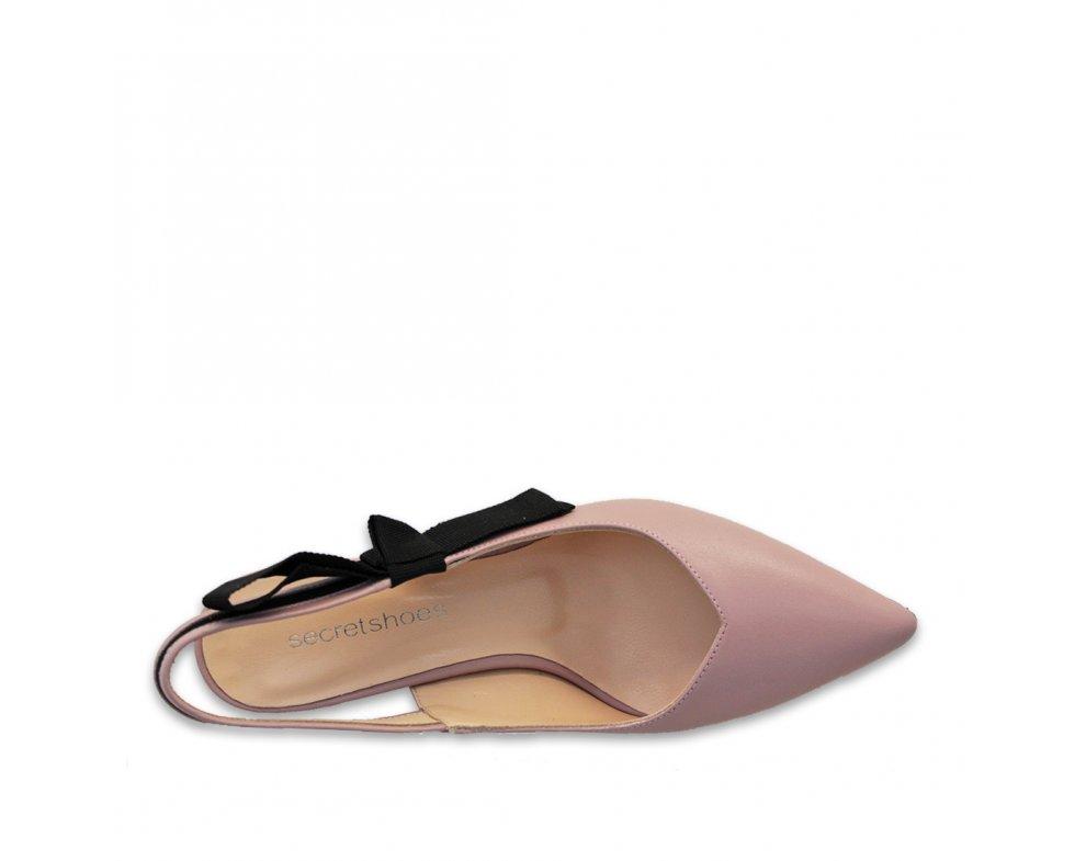 Sandále KZ12323 OLD ROSE