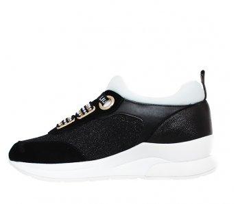 Sneakersy LIU JO B19003TX03000054 BLACK/WHITE