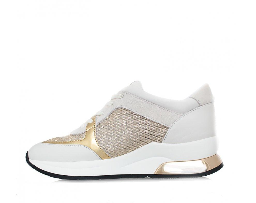 Sneakersy LIU JO B19007TX03201111 WHITE
