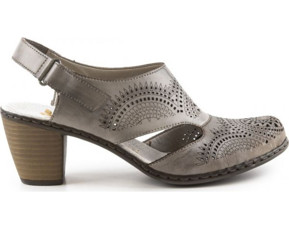 Sandále RIEKER 40973-62