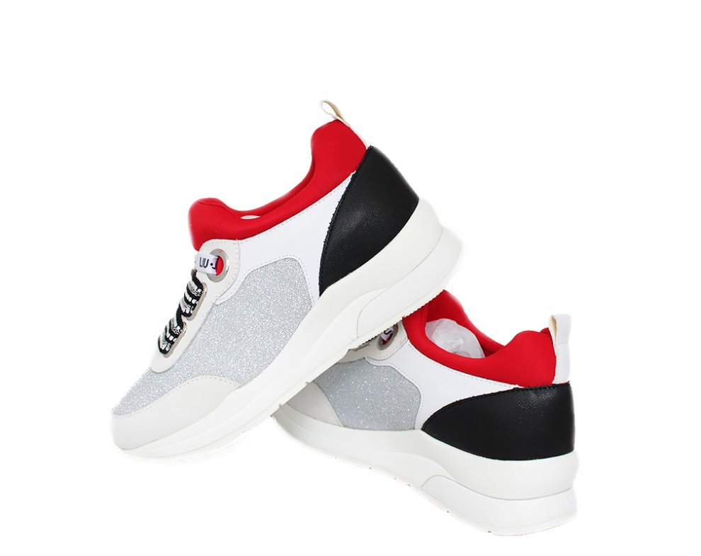 Sneakersy LIU JO B19003TX030S19C2 OFFWHITE