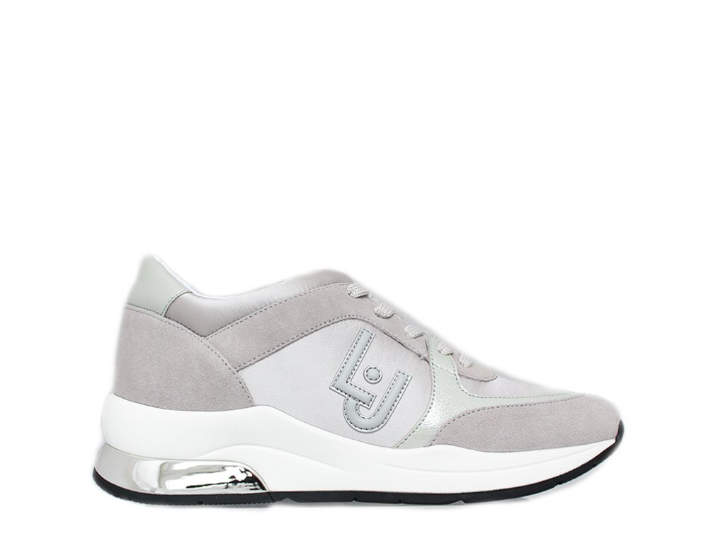 Sneakersy LIU JO B19007TX03101072 GREY