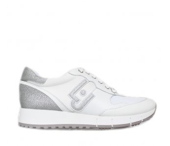 Sneakersy LIU JO B19019PX02801111 WHITE