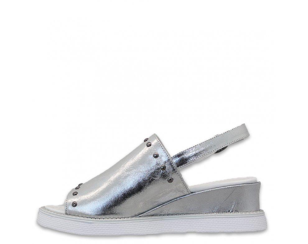 Sandále ML2577 SILVER