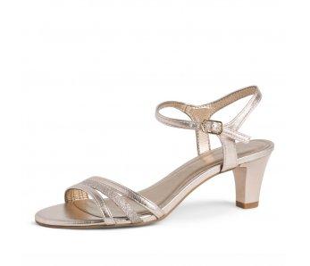 Sandále TAMARIS 1-1-28362-24 979 LT. GOLD COMB