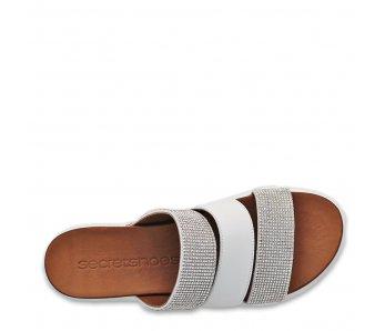 Šľapky AL3306 WHITE