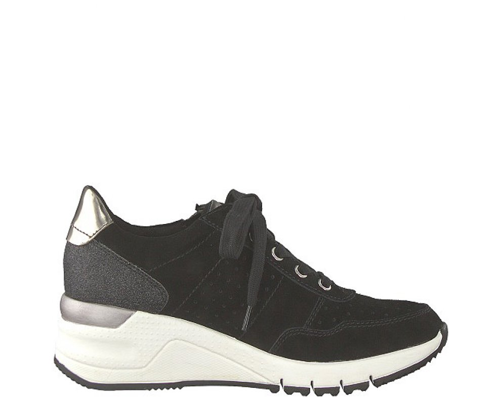 Sneakersy Tamaris 1-1-23727-22 098 BLACK