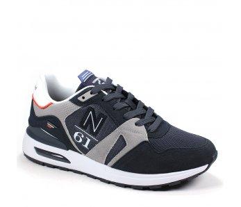 NAVIGARE pánske sneakersy NAM115400 FLAG/CIMENT