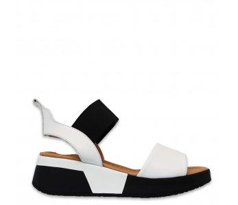 Sandále AK103-504 WHITE