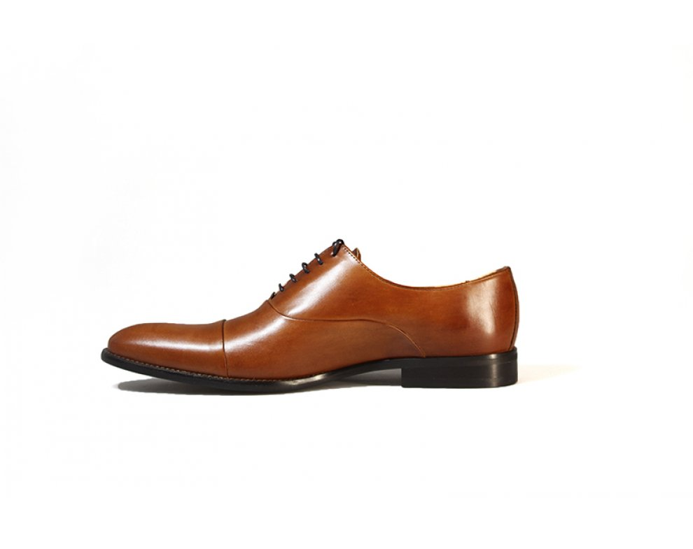 Sebastiano spoločenská obuv C5424-00557-00S02 HNEDÁ