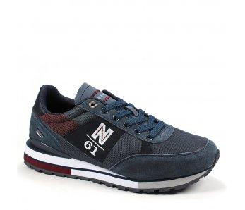 NAVIGARE pánske sneakersy NAM113530 FLAG/MULTI