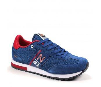 NAVIGARE pánske sneakersy NAM113556 COBALT/ATLAS