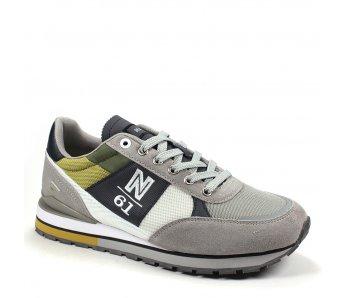 NAVIGARE pánske sneakersy NAM113530 CIMENT/MULTI