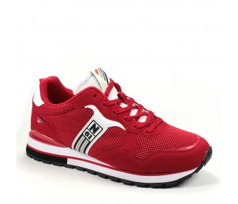 NAVIGARE pánske sneakersy NAM113604 RED