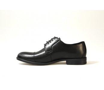 Sebastiano spoločenská obuv ZEOC7439-0800-00S01 ČIERNA
