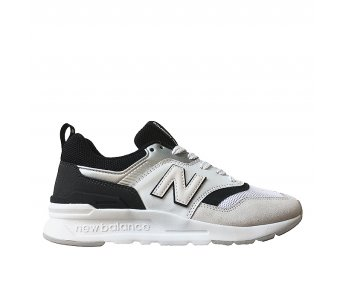 Sneakersy NEW BALANCE CW997HEB WHITE/BLACK