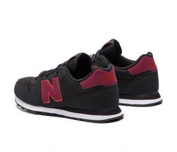 Sneakersy NEW BALANCE GM500CBB BLACK