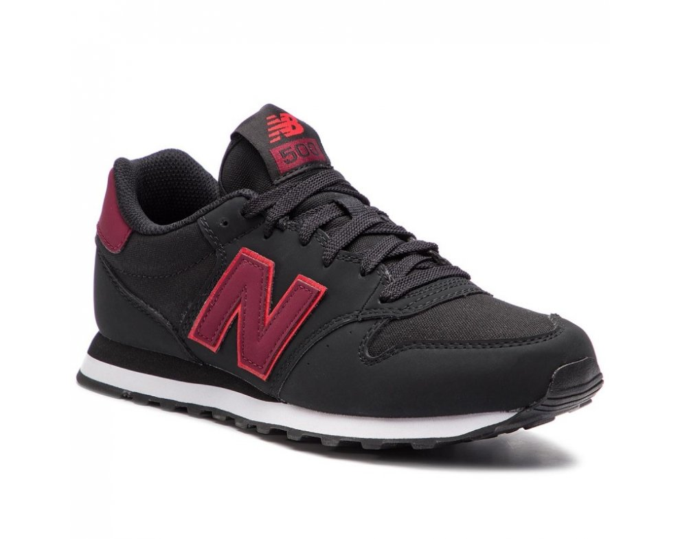 Sneakersy NEW BALANCE GM500CBB BLACK