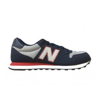 Sneakersy NEW BALANCE GM500SGR BLUE