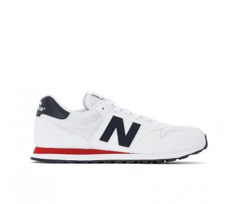 Sneakersy NEW BALANCE GM500SWB WHITE