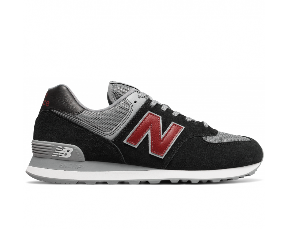 Sneakersy NEW BALANCE ml574esu BLACK/GREY