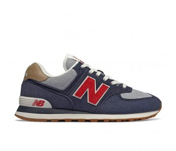 Sneakersy NEW BALANCE ml574ptr BLUE