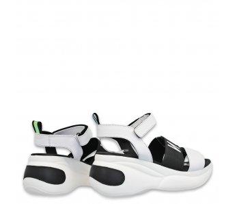 Sandále FH1663-130 WHITE/BLACK