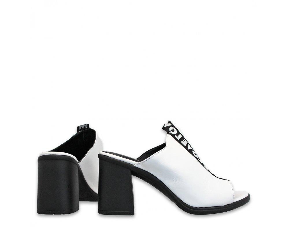 Šľapky FH1488-06 WHITE
