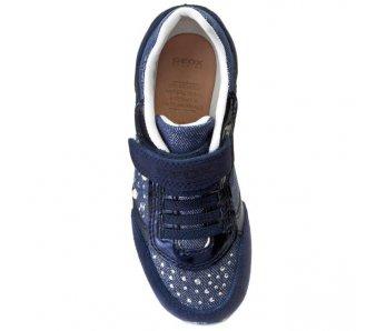 Topánky GEOX J52C3B 0DY22 C4002 navy