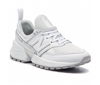 Sneakersy NEW BALANCE WS574FSC WHITE