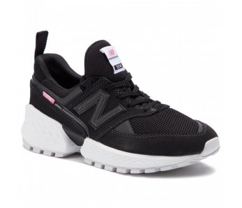 Sneakersy NEW BALANCE WS574TEB BLACK