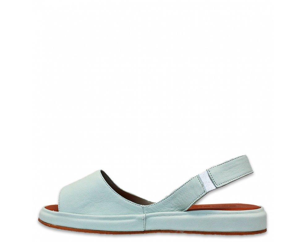 Sandále AK101-784 MENTOLOVÁ