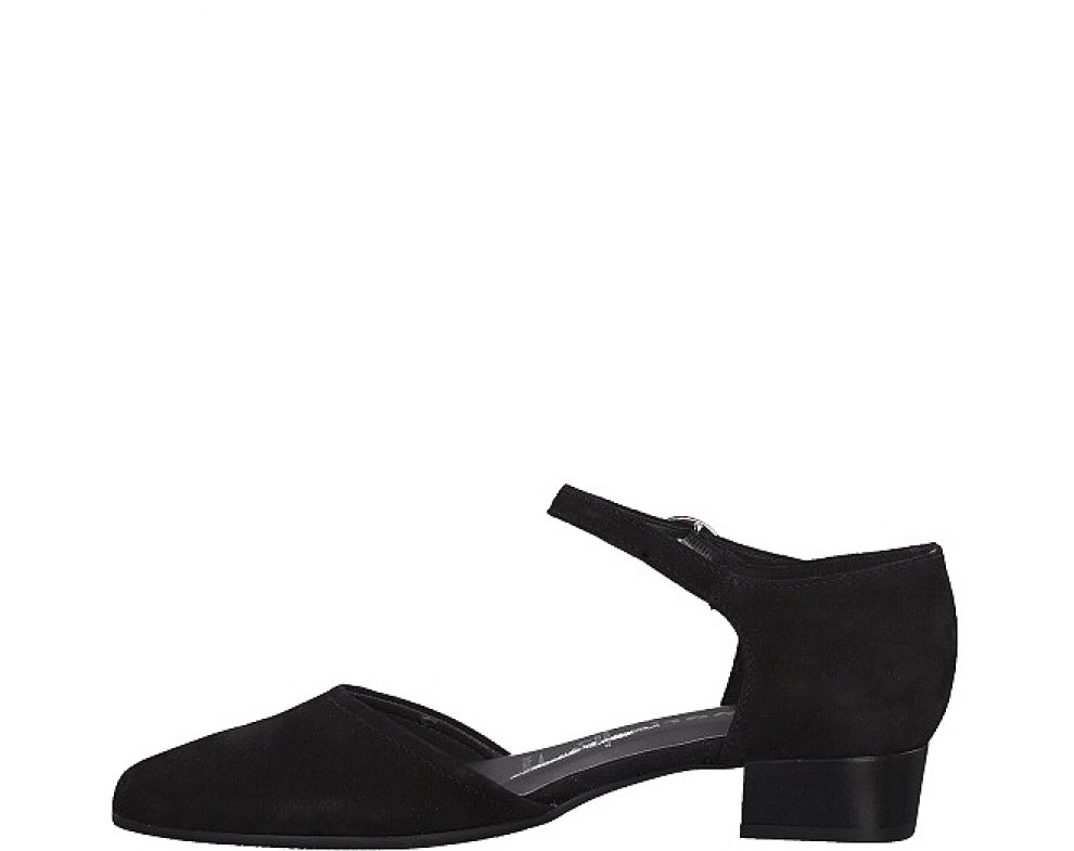 Sandále Tamaris 1-1-24210-22 001 BLACK