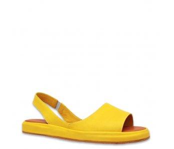 Sandále AK101-784 YELLOW