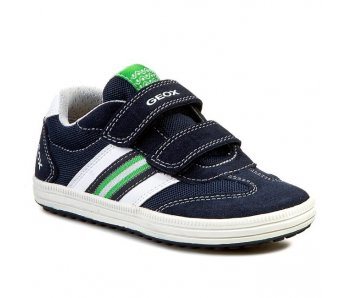 GEOX  J42A4A 01422 C0749 navy/lime