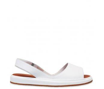 Sandále AK101-784 WHITE