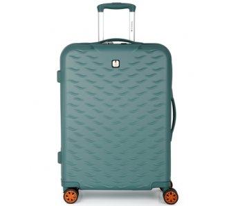 cestovné kufre PICSIC GA1192 GREEN