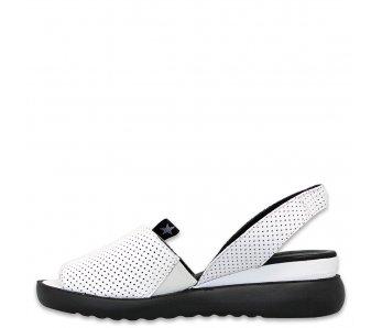 Sandále AQ176-576 WHITE