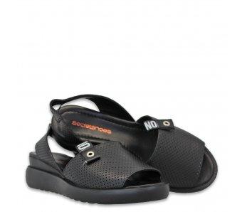 Sandále AQ176-576 BLACK