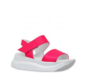 Sandále AQ5459 WHITE/PINK