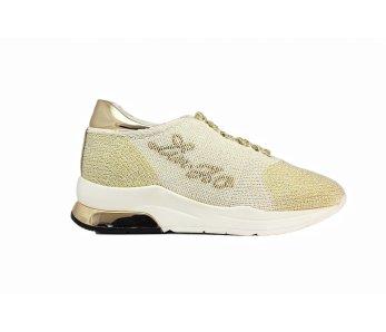 Sneakersy LIU JO B18009T204210602 ELSA SNOW WHITE