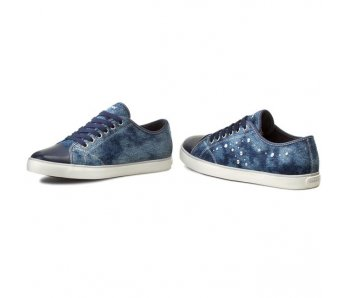 Topánky GEOX J5204K 00013 C4001 jeans
