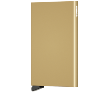 SECRID Cardprotector Gold