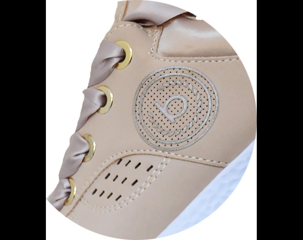 Sneakersy BUGATTI 442626605900 5300 SAND