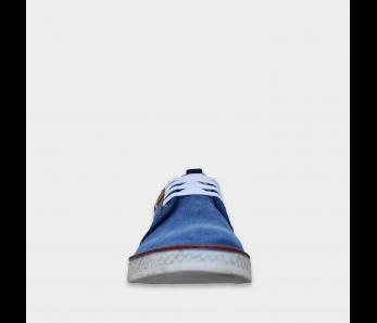 Pánske tenisky BUGATTI 321689026914 4041 BLUE/DARK BLUE