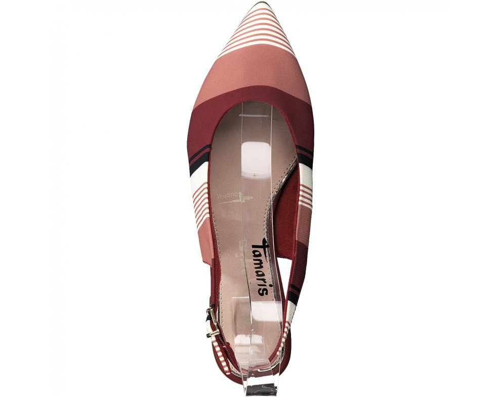 Sandále Tamaris 1-1-29403-24 980 MULTICOLOR