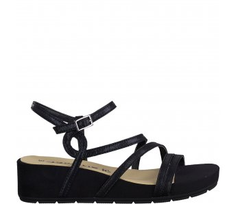 Sandále Tamaris 1-1-28238-24 012 BLACK MET.